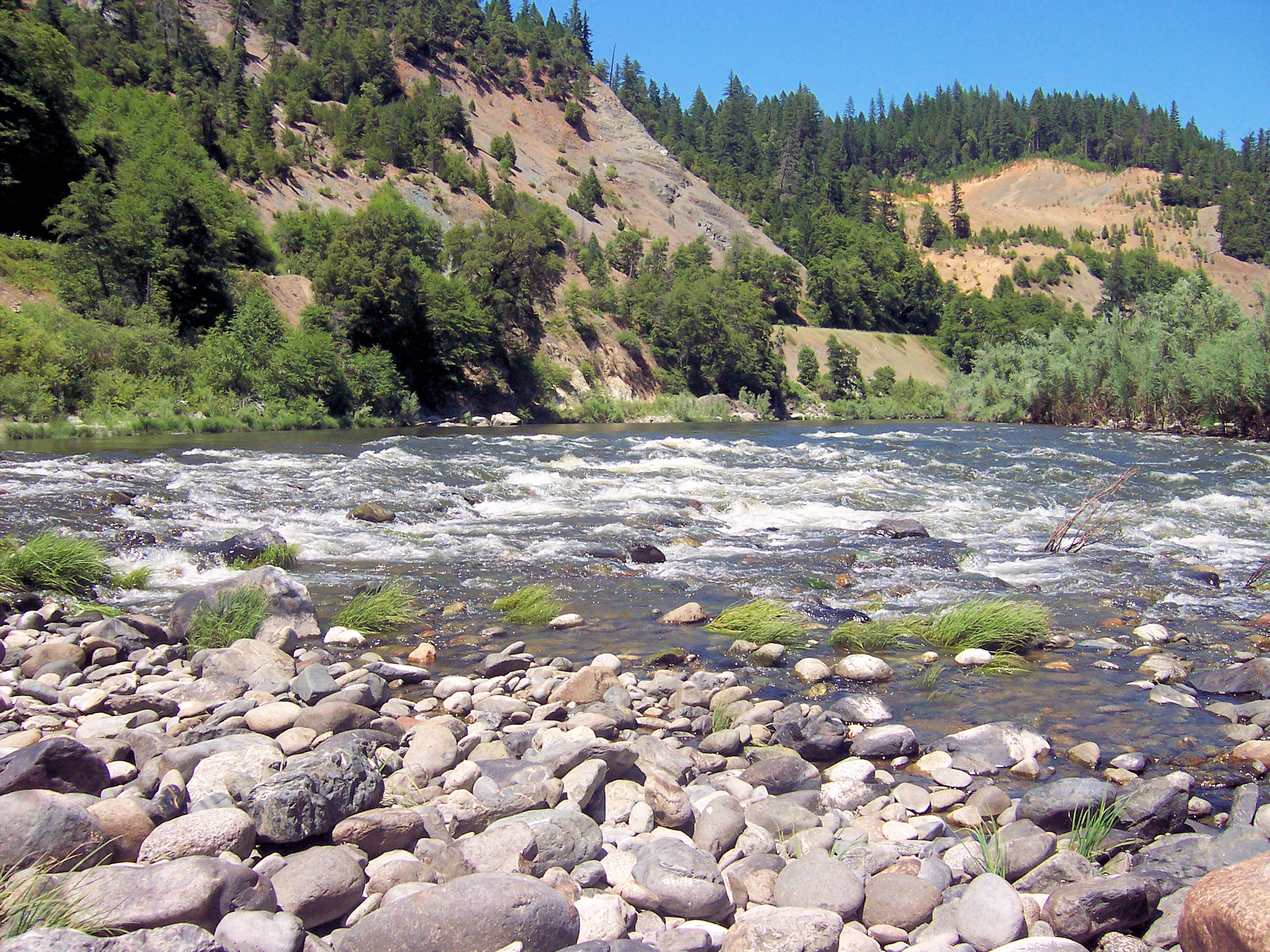 Klamath River Rapids - 2006