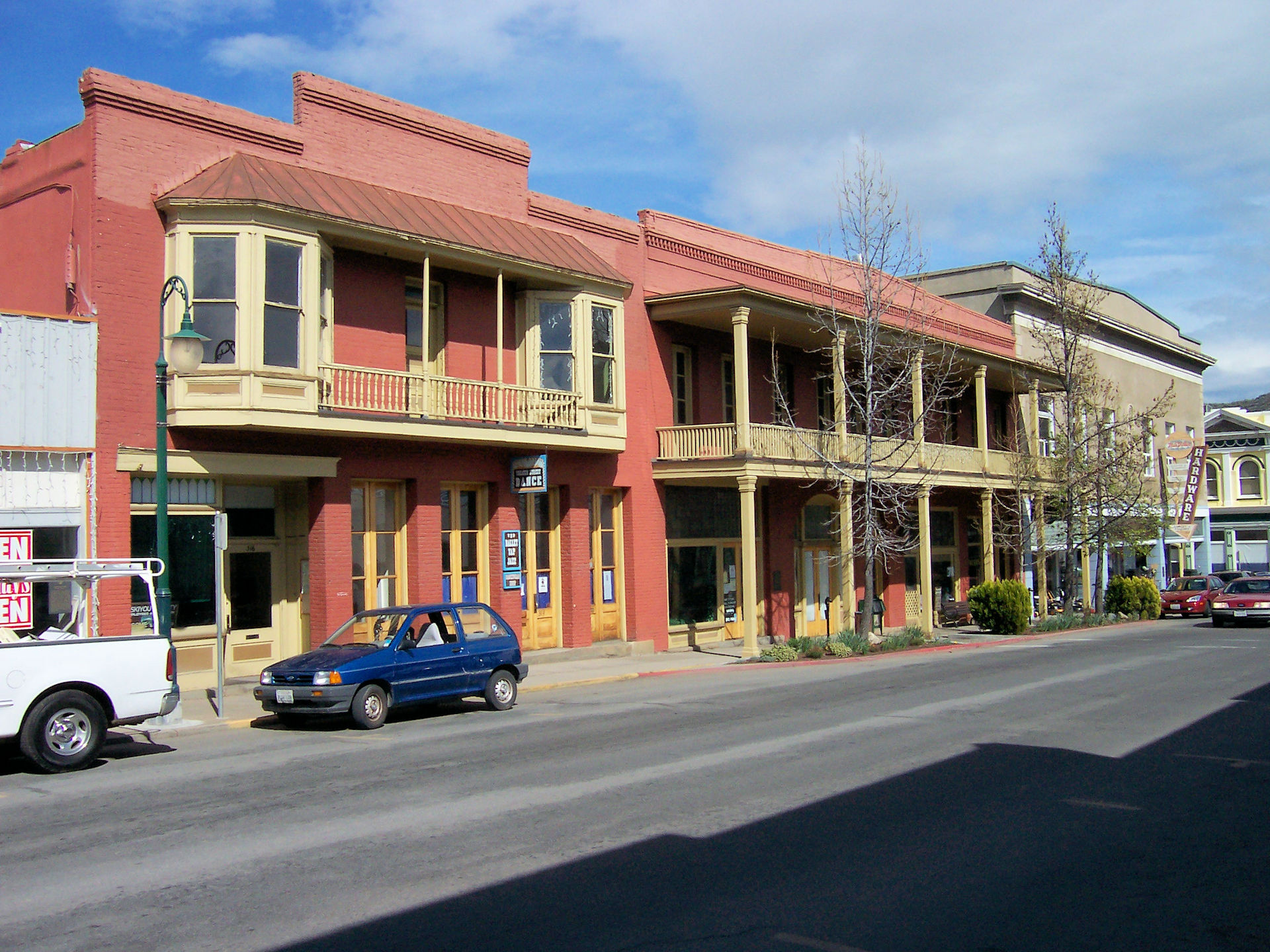 Yreka CA Gold Rush Era Buildings