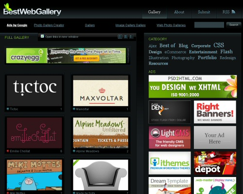 web design ideas - Great Website Design Ideas