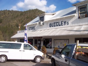 Quigley's Small Town Market, Klamath River, CA